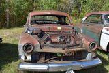 1951 Mercury Coupe no hood, 2 door, no title