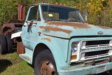 1967 Chevy Truck C50 Nice cab, nice interior, good tires, no box, good body,