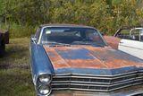 1967 Ford LTD 390 2 door, titled