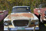 1964 Stubebaker Lark Wagon 2 door, light blue, no title