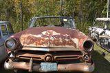 1952 Ford convertible  2 door, no top, no title