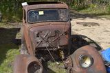 1934 Willys  4 door, body shell only, no title