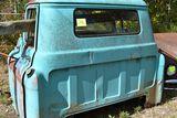 1957 Chevy Pickup Cab shell no seat, no title