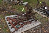 Twin Standard cultivator and sickle bar mower