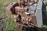 IHC Power Unit, Gas, Not Running
