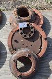 4 Case Rear Wheel Weights