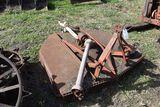 5' Rotary Mower 3pt PTO
