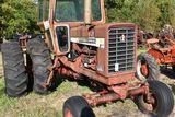 Farmall 826  german diesel, wide front, duals, 2 hydraulics, does run