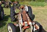 Ford 821, missing engine
