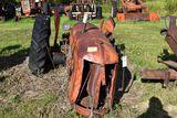 Case parts tractor