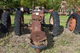 Cockshutt 30 parts tractor