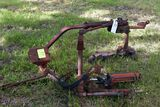 Farmall 706 806  2 point hitch assembly