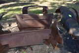 Willys top body shell and  rear deck