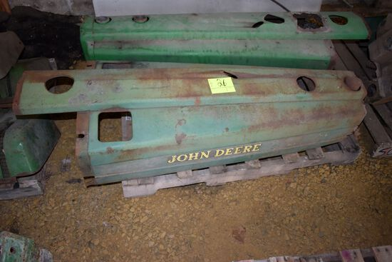 John Deere Sheet Metal Believed To Be For An A & G