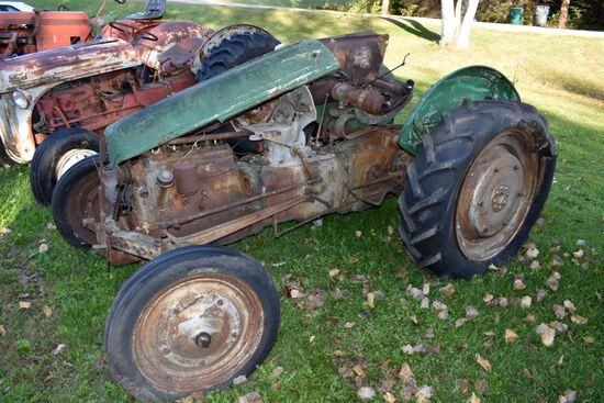 Ford 9N Parts Tractor, Missing Some Parts,