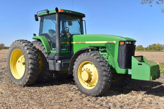 NO-RESERVE FARM RETIREMENT AUCTION - DOYLE
