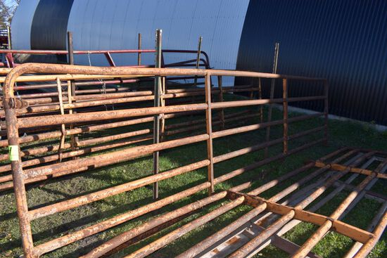 Sioux 16' Cattle Gate