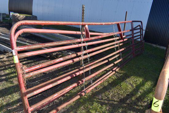 18' Cattle Gate