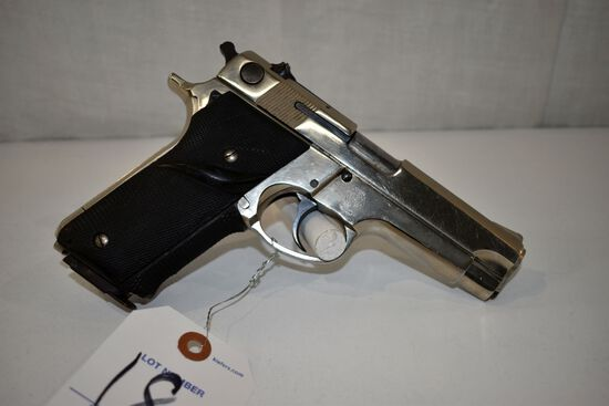 Smith & Wesson Model 59, 9MM Semi Auto Pistol, One Magazine, SN: A685869