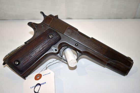 Colt Model 1927 Ejercito Argentino 45 Cal, Semi Auto, one magazine, SN: 2378