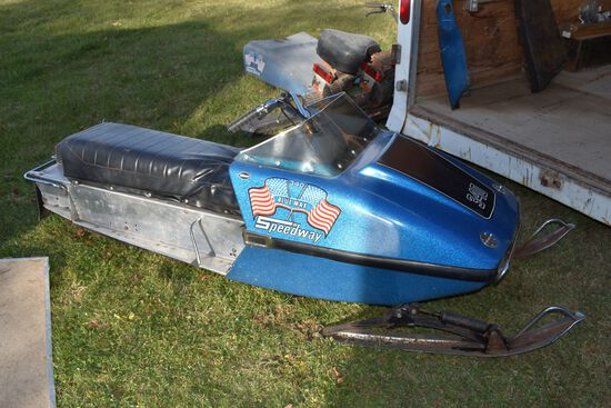 Speedway Snowmobiles and Parts