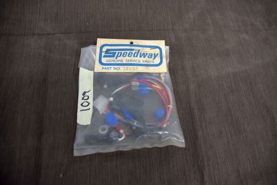 Speedway Snowmobile Part # 12073 NOS