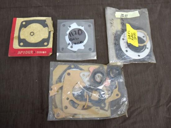 340 RS Kohler And J.L.O. Casket Sets Used and New