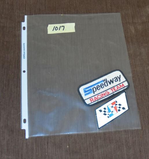 Speedway Racing Team Patch, Speedway Sticker