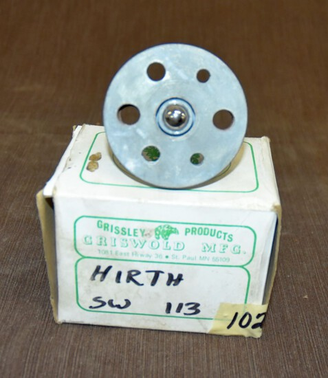 Hirth Clutch Puller With Box SW113