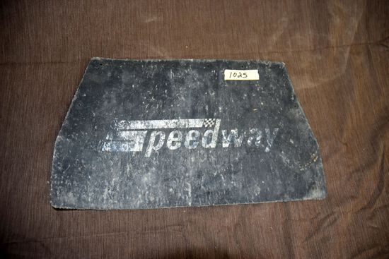 Speedway Used Rear Flap