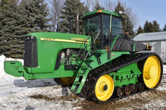 NO-RESERVE FARM EQUIPMENT AUCTION - DAVID