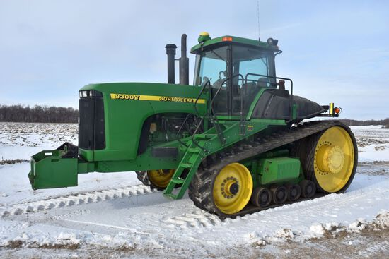 No-Reserve Farm Equipment Auction - McCarthy