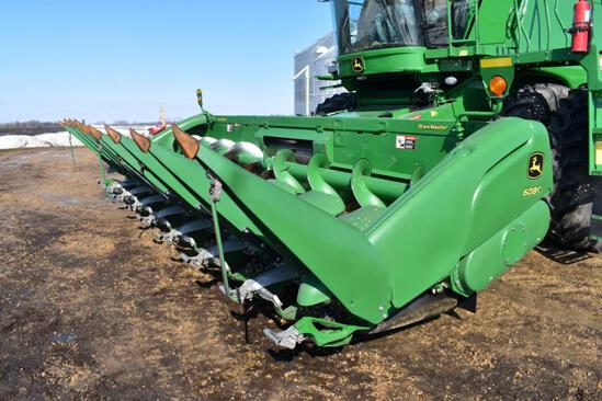2013 John Deere 608C StalkMaster Chopping Head
