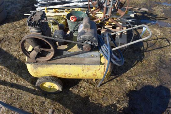 John Deere A200 Air Compressor, 110volt