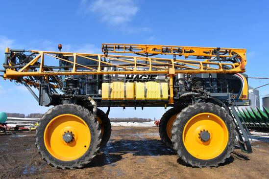 2010 Hagie STS16 X-Drive Self Propelled Sprayer