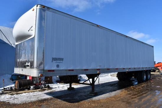 2001 Trailmobile 42' Semi Tender Van Trailer