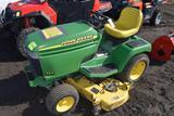 John Deere 345 Garden Tractor, 53