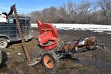 New Idea 7' Pitman Pull Type Sickle Mower, 540PTO