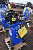 Unused Kobalt 30 Gallon Air Compressor, 2HP, 4.1S