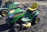 John Deere D130 Lawn Mower, 38