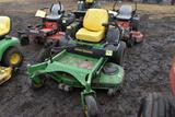 John Deere 757 Zero Turn Lawn Mower, 60