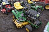 John Deere LX279 Garden Tractor, 54