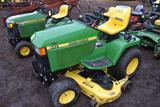 John Deere 445 Garden Tractor, 60
