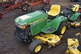 John Deere 425 Garden Tractor,54