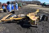 Ford 3pt. Backhoe, Long Reach, Out Riggers