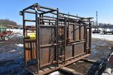 BZ Welding Squeze Chute With Head Gate