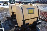 250/500 Gallon Saddle Tanks With Brackets