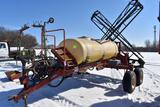 Demco 750 Gallon Crop Sprayer, Low Profile, Tande