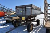 NuBilt 175 Bushel Wagon With Running Gear