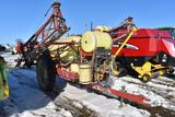 Hardy 650 Sprayer,60' Booms,Front Fold, Rinse Tans